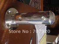 deck mounted glass spigot,frameless spigot,pool fence glass spigot