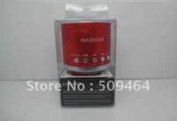 Hotsale! KAIDAER Mini Speaker for MP3 Computers and TF Card Music Playing MN01 Rechargable Stereo