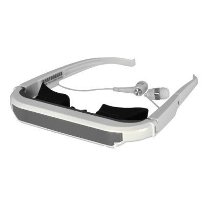 Free shipping Virtual Video Screen Glasses for iPhone, iPad, iPod - 60 Inch, Plug and Play(China (Mainland))