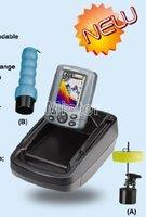 fish sonar/fishing sounder/fishing depth finder/depth sounder/sonar/artigos de pesca/ portable sonar/peixe/pescaria/deeper