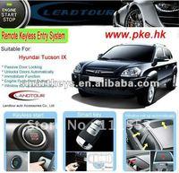 Remote car central locking system keyless entry pke car alarm security system for Hyundai Tucson IX IX35