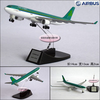 A330 aircraft limited edition base alloy model free air mail