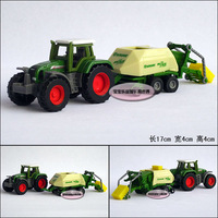 Siku tractor focusses bundling machine baby alloy car model free air mail
