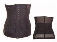 Fashion Women  Jacquard Body Shaper Adjustable Hook Corset Bustier Tops Underwear,Free Shipping