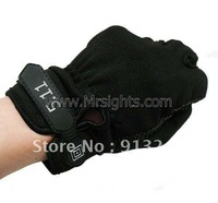 Top Microfiber Full Finger Combact Tactcial Military Gloves