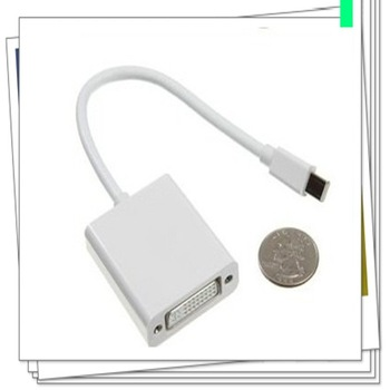Mini Displayport DP to DVI Cable Male To Femal Adapter