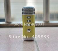 Hot sale portable karaoke machine AQUA color free shipping