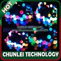 5M 40 LED 220V/110V  Colour Fairy Ball String Light For Christmas Party Wedding KTV Decoration