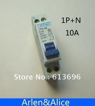 DPN 1P+N 10A Mini Circuit breaker MCB(China (Mainland))