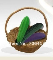 Free Ship Vegetable vibrator,Waterproof Sex Vibrator,Sex toys for women,adult sex products