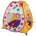 free shipping,Children's kid portable magic tents, game house  ocean ball pool toys,with 10pcs ball