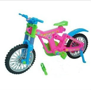 free shipping Large dismantling bicycle model mountain bike children's educational dismantling toys