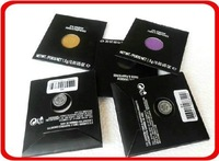 Free shipping!!! New Makeup Eye Shadow FARD PAUPIERES 1.5g,27colors in paper bags(120pcs/lot)