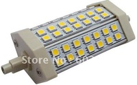 Free Shipping R7S LED Corn Light Lamp 10W LED Bulbs with 42SMD 864LM Lamp White 85~265VAC LED Lightings aliexpress 84pcs/lot
