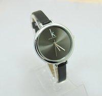 Free shipping wholesale Brand Leather Quartz Watch Women fashion wrist Watch HS6240