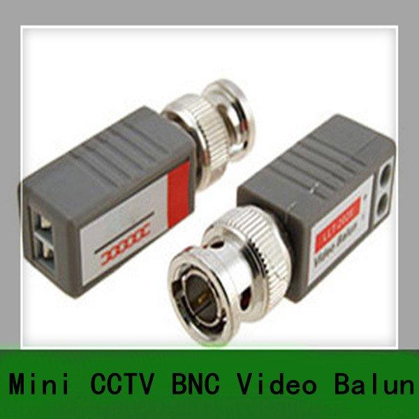 5pairs Mini CCTV BNC Video Balun or Audio(China (Mainland))
