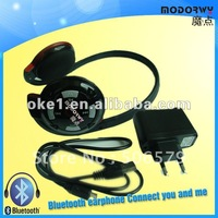Free shipping 2012 Top Stereo bluetooth headset models HD580 with card slot