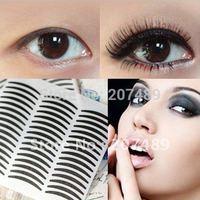 wholesale retail 28PC/PACK black stripe make up eyeliner sticker  Eyelid transfer Tape  Smoky Tattoo Temporary whcn