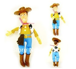 "Free Shipping New Toy Story 3 WOODY Plush Doll Soft Toy 8"" Retail(China (Mainland))"