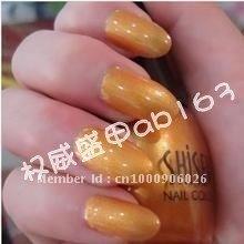 gold nail polish promotion