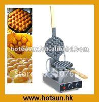 Hot Sale 110V/220V Electric Egg Cake Iron Egg Cake Oven Egg Waffle Baker