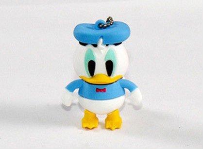Cartoon Duck Model USB 2.0 Flash Memory Stick Pen Drive 2GB 4GB 8GB 16GB 32GB LU021(China (Mainland))