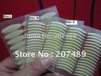 wholesale Professional Double Eyelid sticker 48PC/SHEET(bag) Medical stripe make up eyeliner Tape invisible eyelashes whcn