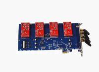 4 ports GSM Asterisk card ,GSM400E