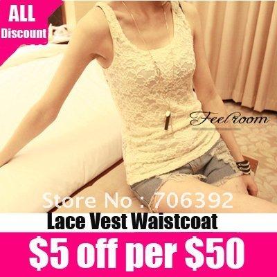 Free shipping Korea Women's Sexy Lace