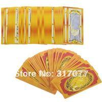 The Clow Cards Collectible 52 Cards Tarot (Orange)