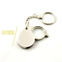 PGY001. 8X Hand-hold Magnifier Jewellery Identifying Pocket-Style Loupe magnifier Free Shipping