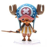 Well Known Anime One Piece Chopper PVC Action Figure Toy