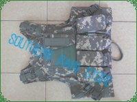 NIJ IIIA (9mm bullet) kevlar tactical bulletproof vest