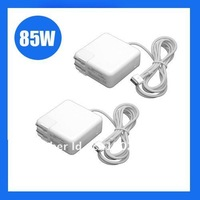 Free shipping 2PK 18.5V4.6A 85W magsafe laptop ac charger for apple macbook