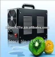 Free Shipping 2G/hr CE Approval Office Air Purifier Portable Ozonator