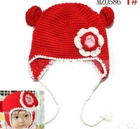 wholesale free shipping baby hat baby cap infant cap Cotton Beanie Infant Hat Skull Cap Toddler Boys &amp; Girls Hats