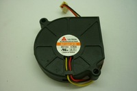 100% New Y.S.TECH  6018 BD126018HB 12V 0.35A 3Pin blower cooling fan