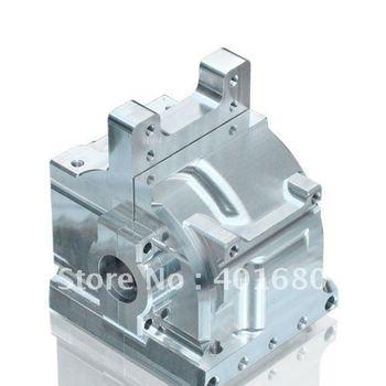 Aluminum Differential Gearbox for Smarteh nutech 1/5 4wd thunderbolt  titan carson devil