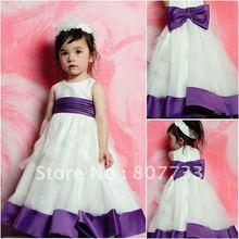 wholesale girls satin dresses