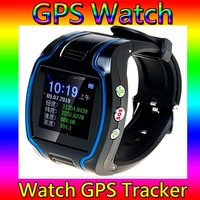 New arrival! - High quality Watch gps tracker personal gps tracking watch with display+Free shipping!