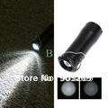 Mail Free + 1PC LY02 Flashlight 3W 200LM CREE R2 LED Waterproof Lantern Light & Zoomable Torch For Tent Camping Hunting Climbing