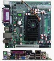 Industrial Motherboard/Embedded Motherboard/Mini-itx mainboard/7'' motherboard/7'' Industrial Motherboard/Atom D425 Board