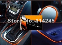 2011NEW Products FREE SHIPPING ! Auto Car Interior Decoration moulding Trim Strip line(High quality 4 colors)