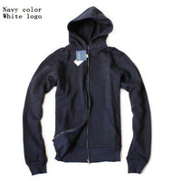 Мужская толстовка 20PCS/LOT sweatshirt + NEW High Collar Men's Jackets, PU leather patchwork sleeves hoodies Men, skirt