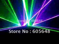 300mW Professional DMX Stage Lighting 4 Heads 4 Lens DL-55GP GP Sound Control DJ Laser Light Show Beam Fast Ship