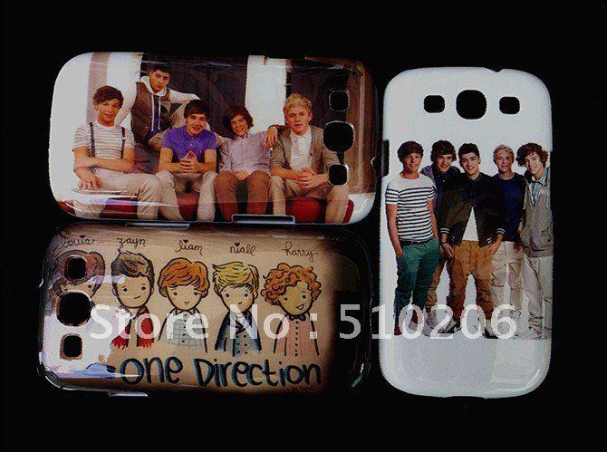 Newest 1D One Direction Super Singer Boy plastic hard case for Samsung