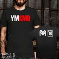 Wholesale Men's Fashion Sports T-shirt Hiphop Cotton T-shirt,YMCMB T-shirt ,Tisa Short Sleeve Shirts,10pcs/Lot Free Shipping