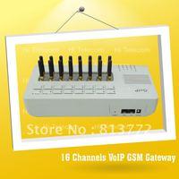 Free shipping New! 16 Port VoIP GSM Gateway,GOIP Gateway-GoIP16
