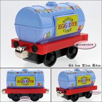 Thomas train egg dye toy alloy car model free air mail