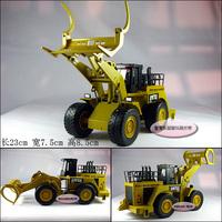 heavy duty wheel Lumbering truck engineering truck alloy car model free air mail